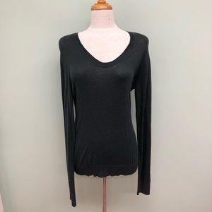 Calvin Klein Long Sleeve Henley Shirt (PM319)